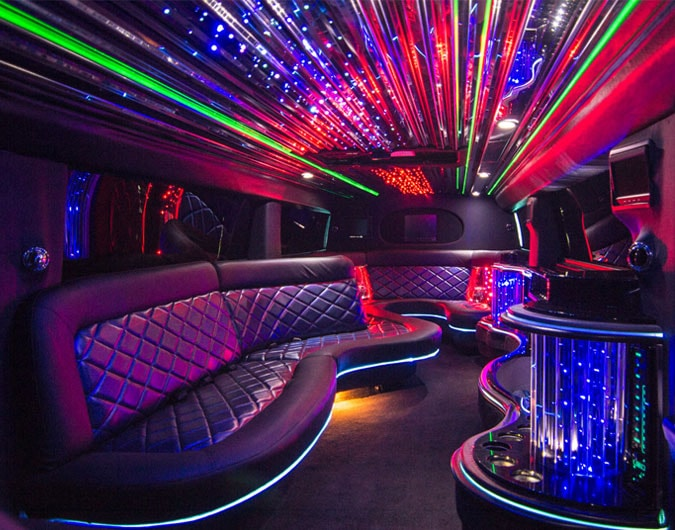 Hire Limos Nottingham for luxury transport